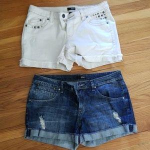 A.N.A. Jean Shorts